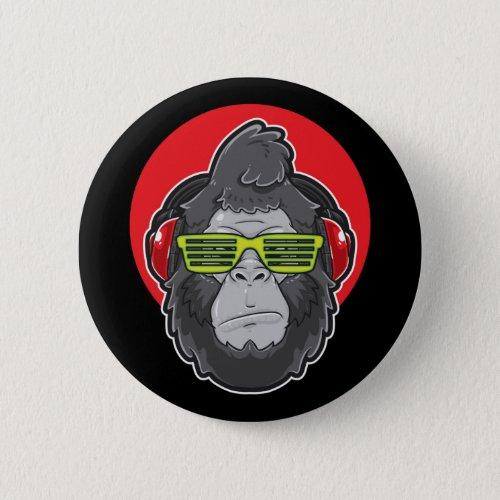 Dj Ape Button