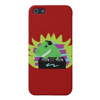 Dj-asaurus Rex iPhone 5 Cover