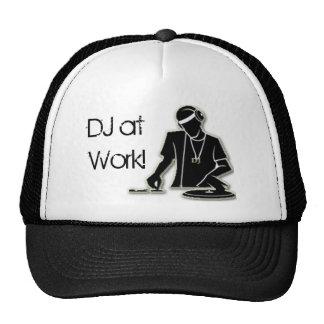DJ at Work! Trucker Hat