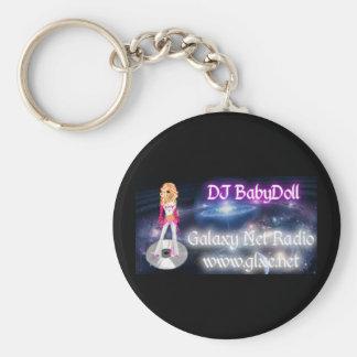 DJ BabyDoll Key Chain