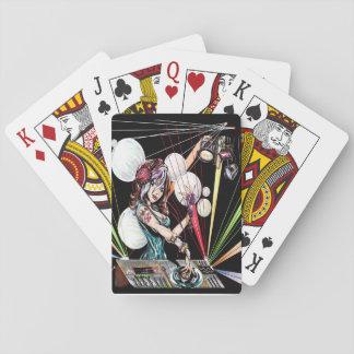 DJ Becca Playing Cards