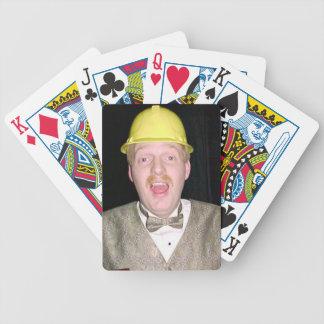 DJ bombardea tarjetas Cartas De Juego