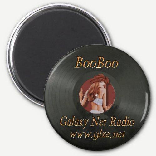 DJ Boo Boo Magnet
