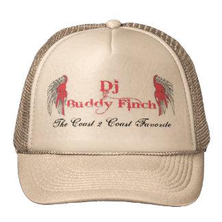 Dj Buddy Finch, The Coast 2 Coast Favorite Trucker Hat