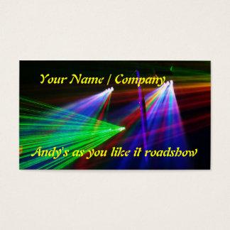 DJ Business Card 4