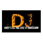 DJ Business Card 7