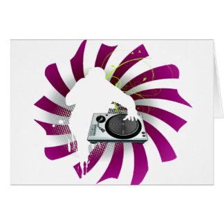 DJ CARD