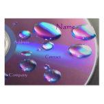 DJ CD Business Card - Customizable Business Card