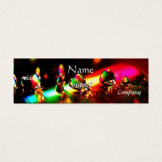 DJ CD Business Card I