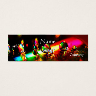 DJ CD Business Card I