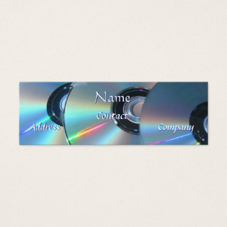 DJ CD Business Card II