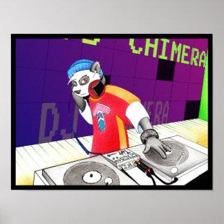 DJ Chimera Poster