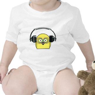 DJ Chook Trajes De Bebé