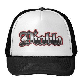 DJ CHRIS DIABLO - DIABLO 4 GORRO