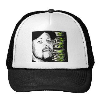 DJ CHRIS DIABLO - DJ LOGO 5 MESH HAT