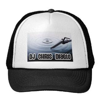 DJ CHRIS DIABLO - RIPPLE HATS