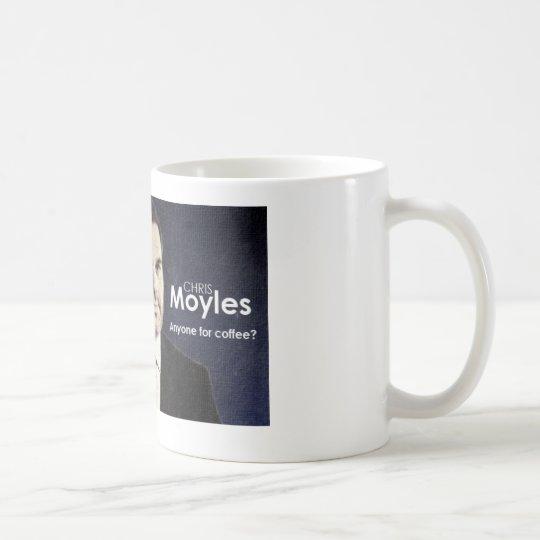 DJ Chris Moyles Coffee Mug