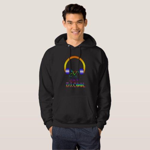 dj cool hoodie