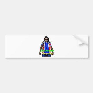 DJ Cosmo Fanshop Bumper Sticker
