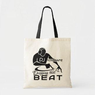 DJ custom bag - choose style color