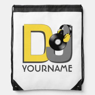 DJ custom bag Rucksacks