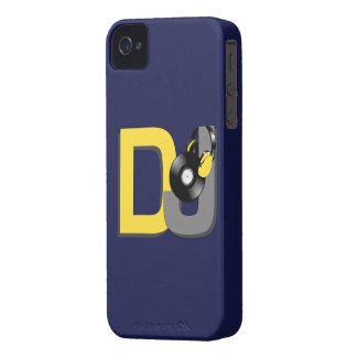 DJ custom color Blackberry case