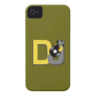 DJ custom color iPhone case-mate