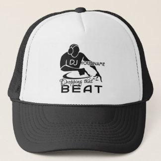 DJ custom hat - choose color