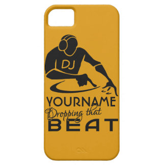 DJ custom iPhone case