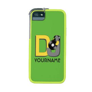 DJ custom iPhone cases iPhone 5/5S Cover