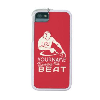 DJ custom iPhone cases Case For iPhone 5