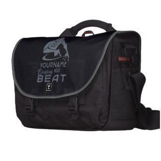 DJ custom laptop bag