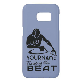 DJ custom name & color cases