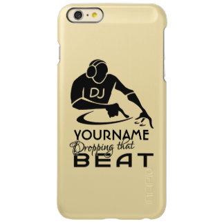 DJ custom name & color cases Incipio Feather® Shine iPhone 6 Plus Case