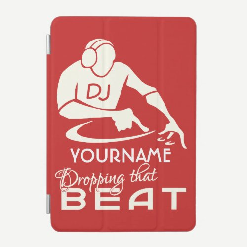 DJ custom name & color device covers