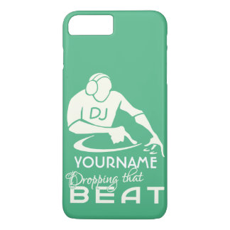 DJ custom name & color phone cases