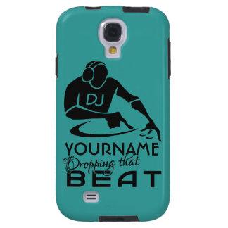 DJ custom Samsung case