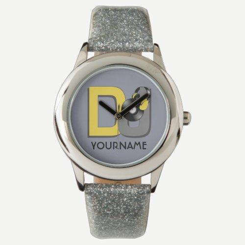 DJ custom watches