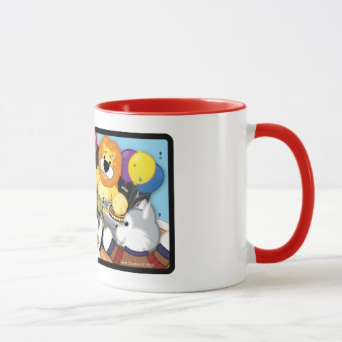 DJ Dance Party Mug