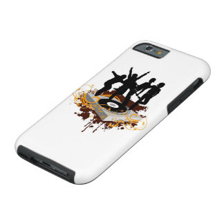 DJ Dancers Tough iPhone 6 Case