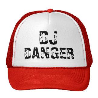 DJ danger Trucker Hat