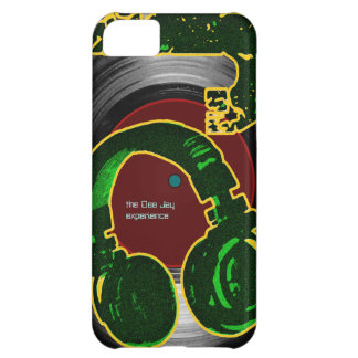 dj / deejay / music case for iPhone 5C