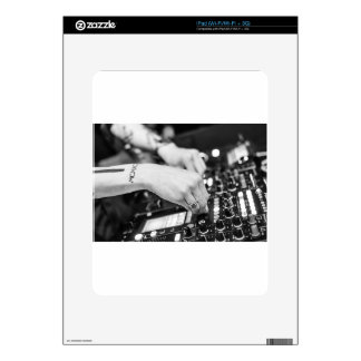 Dj Deejay Music Night Nightclub Club Night Club Skin For The iPad