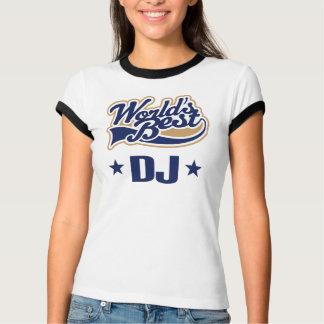 Dj Disc Jockey Gift (Worlds Best) T-Shirt