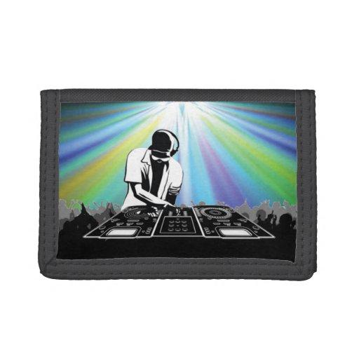 DJ Disc Jockey Wallet