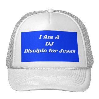 DJ-Disciple for Jesus_ Trucker Hat