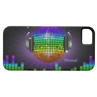 DJ Disco Music iPhone 5 Case