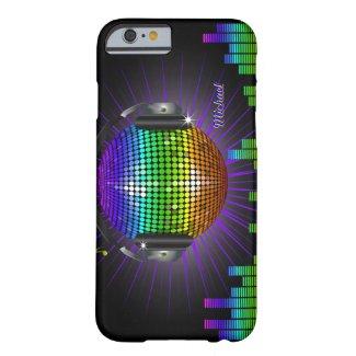 DJ Disco Music iPhone 6 case