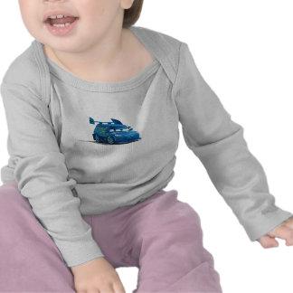 DJ Disney de los coches Camiseta
