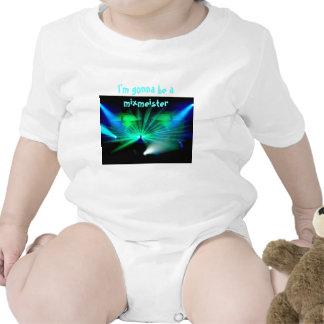 DJ en el niño la enredadera de las cubiertas Trajes De Bebé